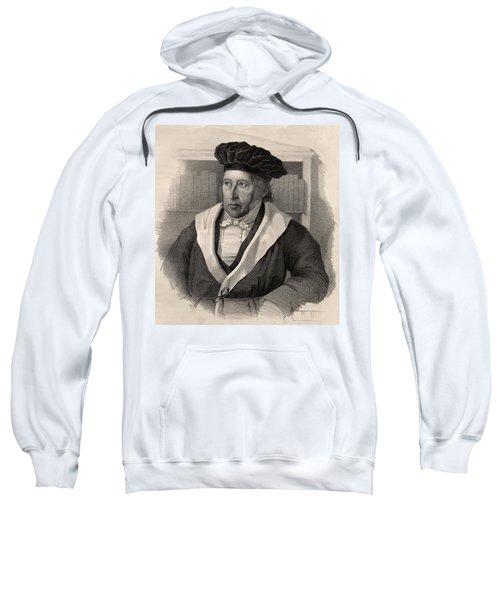 Georg Wilhelm Friedrich Hegel Sweatshirt
