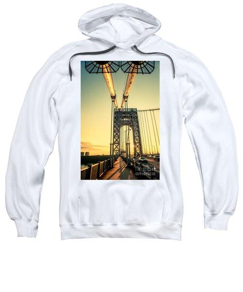 George Washington Sunset Sweatshirt
