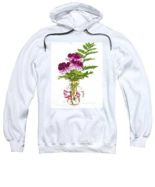 Geranium 'witchwood' Sweatshirt