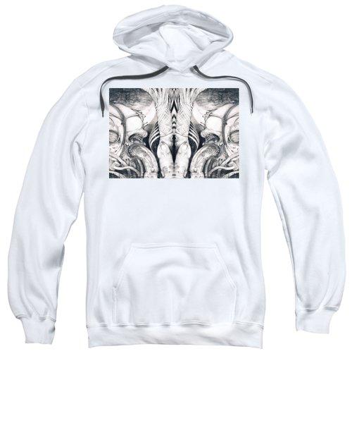 Ghost In The Machine - Detail Mirrored Sweatshirt