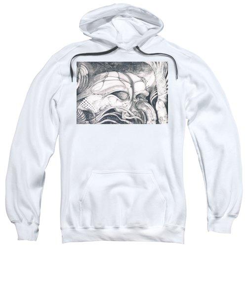 Ghost In The Machine Sweatshirt