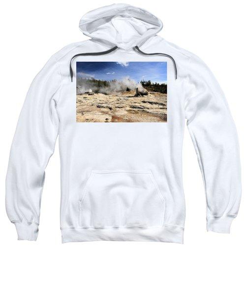Giant Geyser Group Sweatshirt