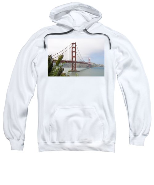 Golden Gate Bridge 3 Sweatshirt