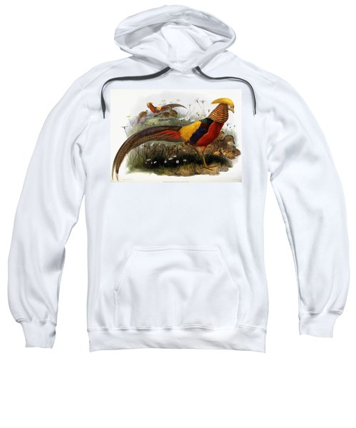 Golden Pheasants Sweatshirt