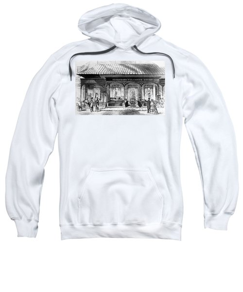 Goodyear Rubber Exhibit Sweatshirt by Underwood Archives
