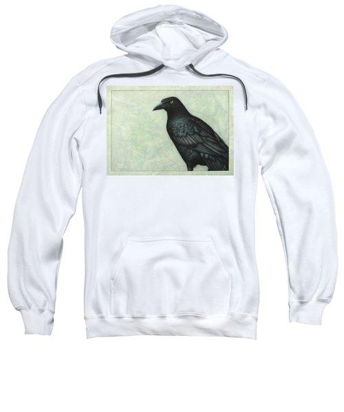 Grackle Sweatshirt by James W Johnson