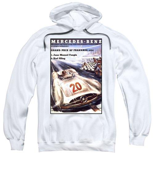Grand Prix F1 Reims France 1954  Sweatshirt
