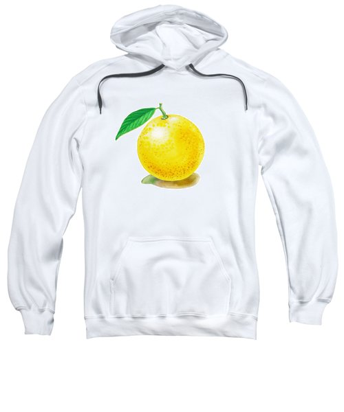 Grapefruit Sweatshirt
