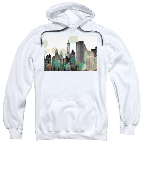 Gray City Beams Sweatshirt