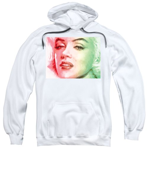 Green And Red Beauty Sweatshirt