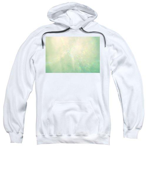 Green Hearts Sweatshirt
