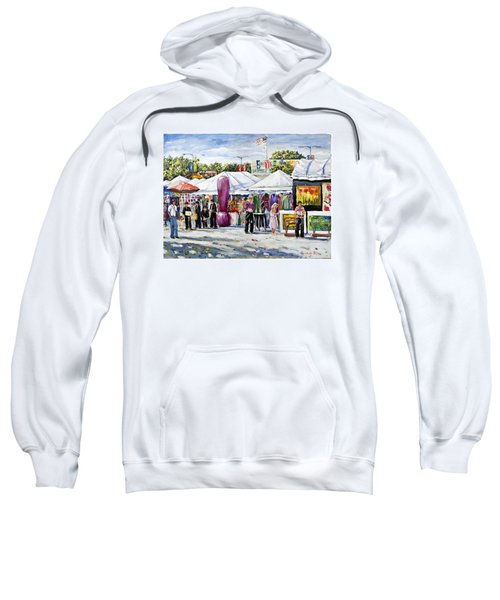 Greenwich Art Fair Sweatshirt