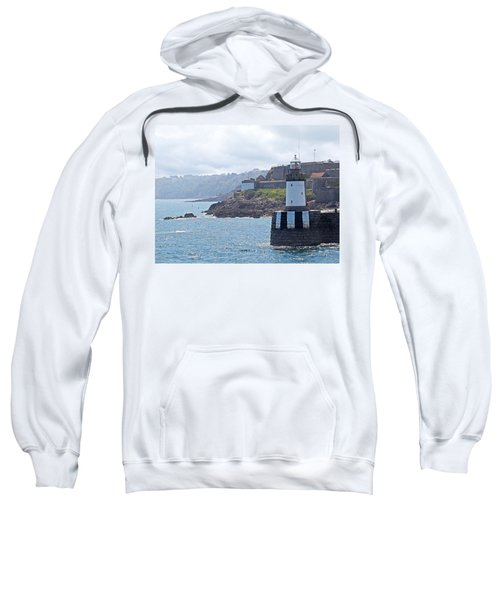 Guernsey Lighthouse Sweatshirt