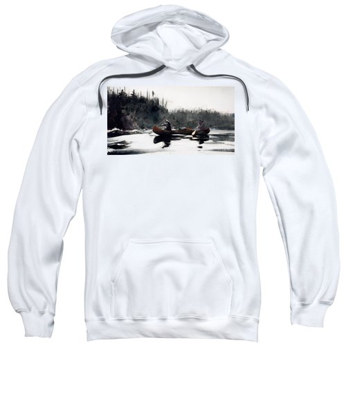 Guides Shooting Rapids Sweatshirt