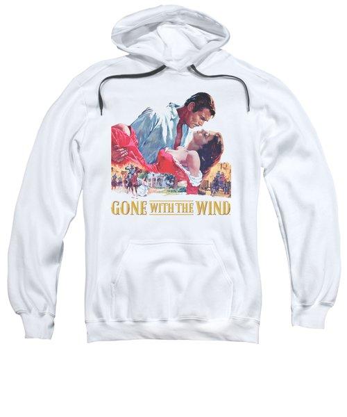 Gwtw - On Fire Sweatshirt