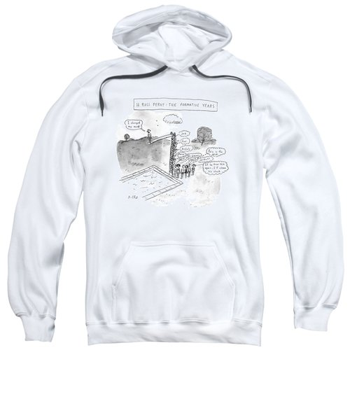 H. Ross Perot: The Formative Years Sweatshirt