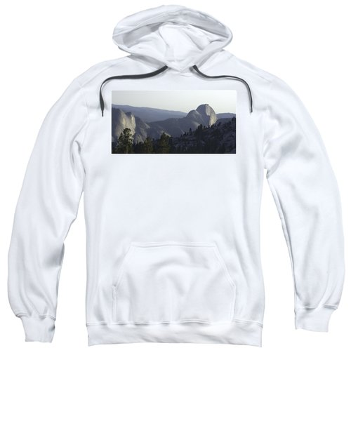 Half Dome From Olmsted Pt Sweatshirt