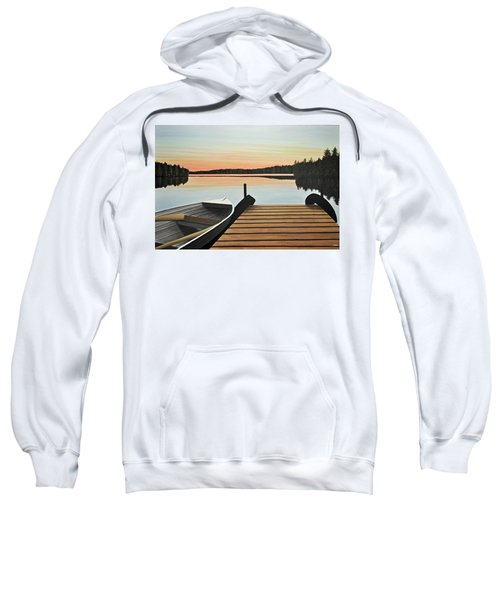 Haliburton Dock Sweatshirt