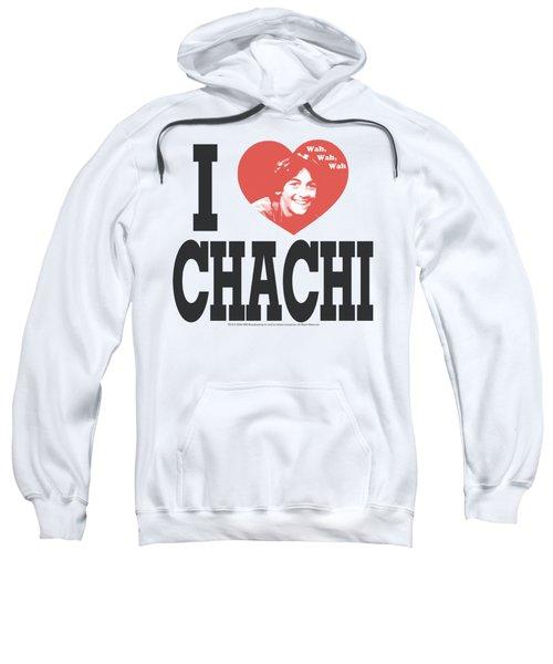 Happy Days - I Heart Chachi Sweatshirt