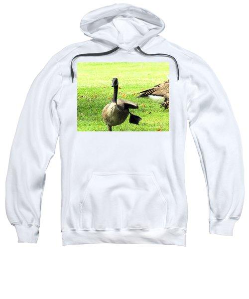 Happy Feet Dance Sweatshirt