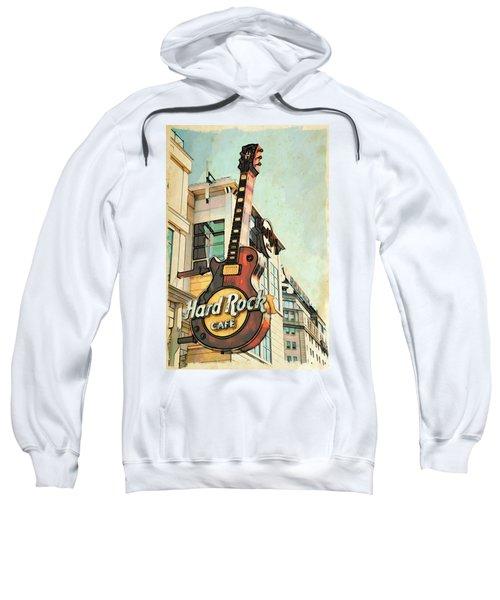 Hard Rock Guitar Sweatshirt