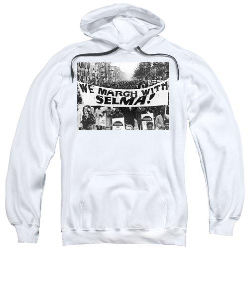 Harlem Supports Selma Sweatshirt