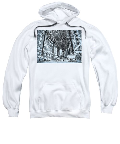 Hays Galleria London Sketch Sweatshirt
