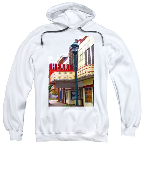 Heart Theatre Effingham Illinois  Sweatshirt