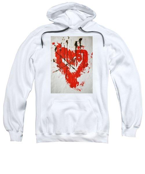 Heart Flash Sweatshirt