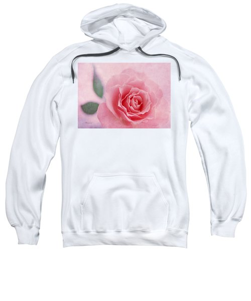Heavenly Rose Sweatshirt