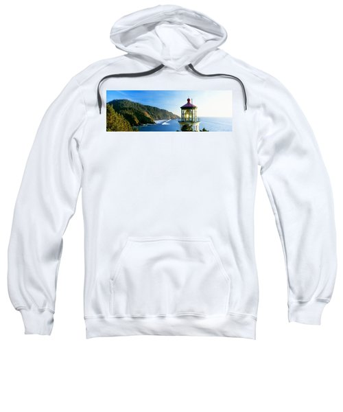 Heceta Head Lighthouse, Florence Sweatshirt