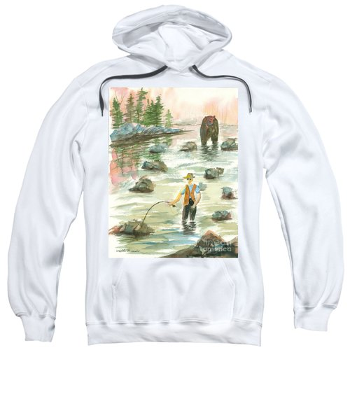 Help Is On The Way Sweatshirt