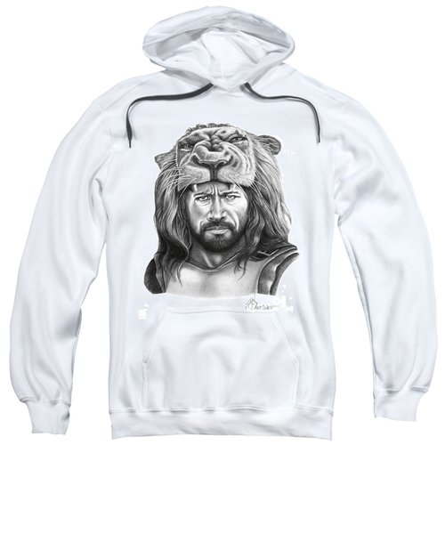 Hercules-dwayne Johnson Sweatshirt