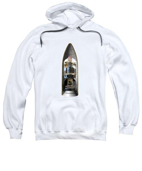 Herschel And Planck Launch Configuration Sweatshirt