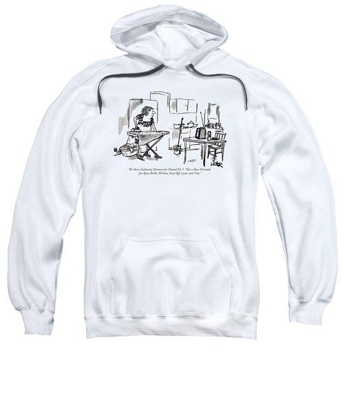 Hi There, Catherine Deneuve For Chanel No. 5 Sweatshirt