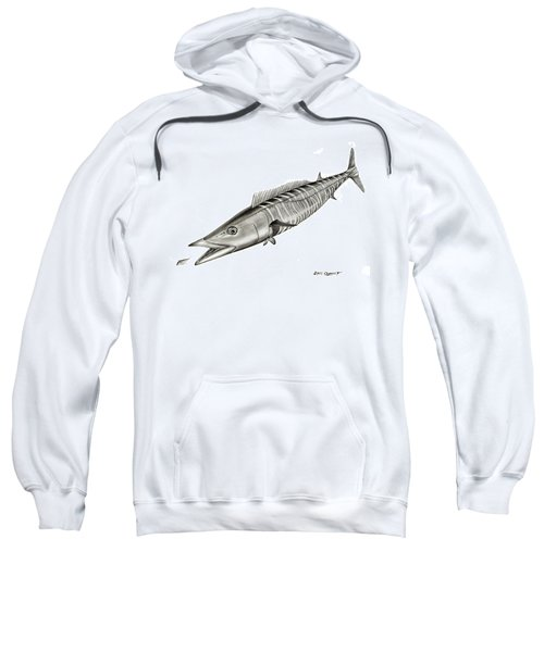 High Speed Wahoo Sweatshirt