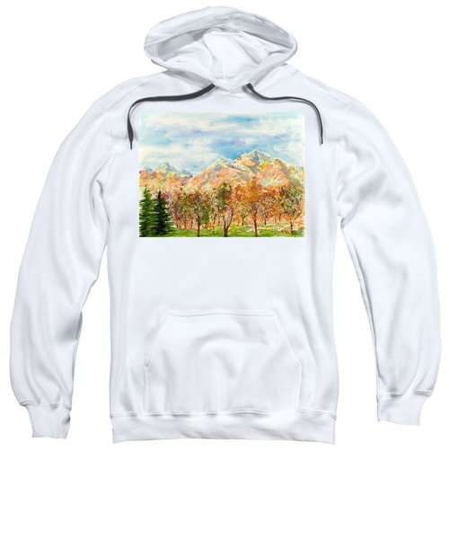 Highlands Autumn Sweatshirt