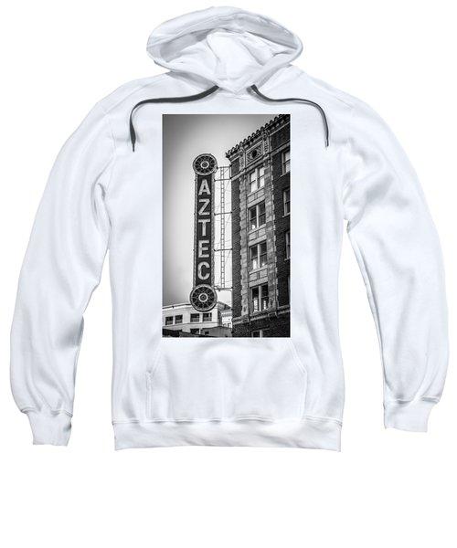 Historic Aztec Theater Sweatshirt