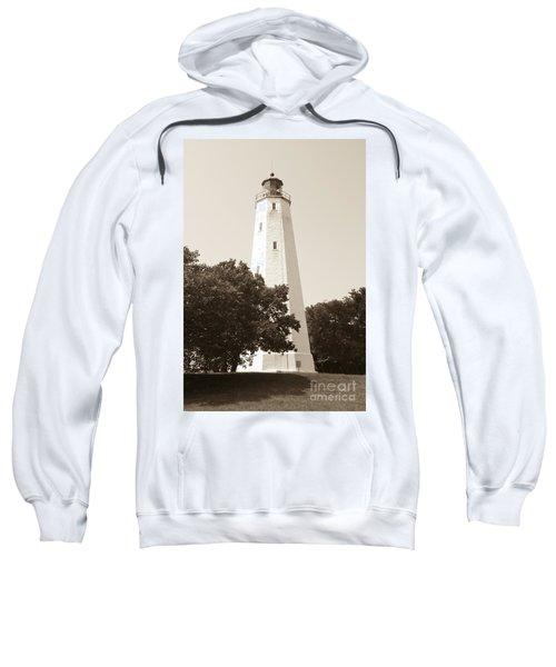 Historic Sandy Hook Lighthouse Sweatshirt