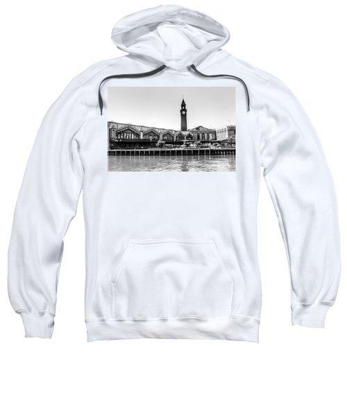 Hoboken Terminal Tower Sweatshirt
