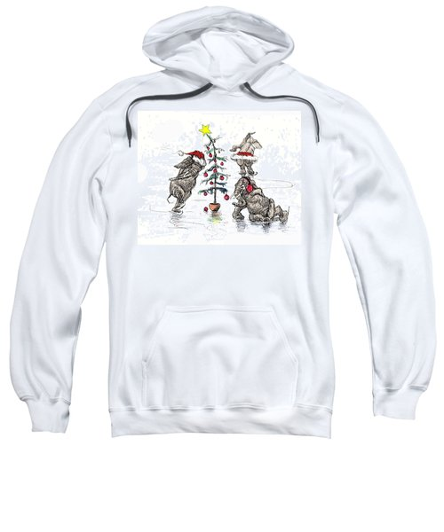 Holiday Ice Sweatshirt