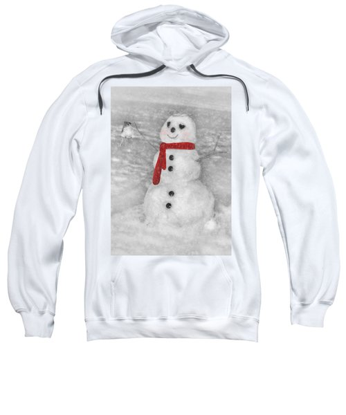 Holiday Snowman Sweatshirt