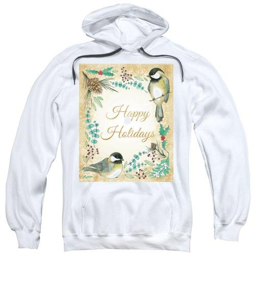 Holiday Wishes II Sweatshirt