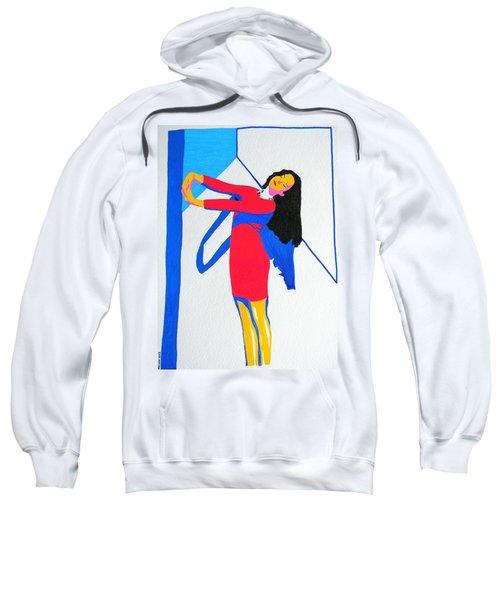 Homage To Carven Sweatshirt