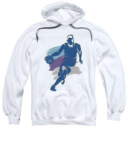 Hornets Basketball Player1 Sweatshirt
