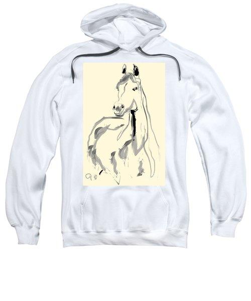 Horse - Arab Sweatshirt