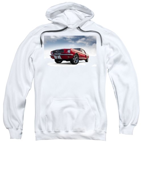 ford mustang hooded sweatshirts page 4 of 55 fine art america 1965 Mustang Fastback just horsin around sweatshirt