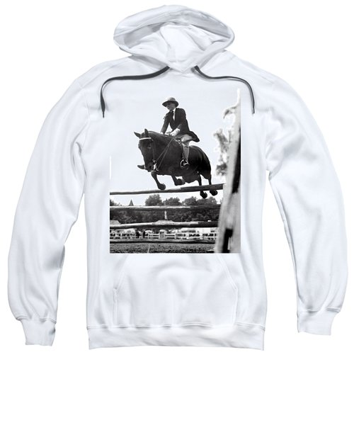 Horse Show Jump Sweatshirt