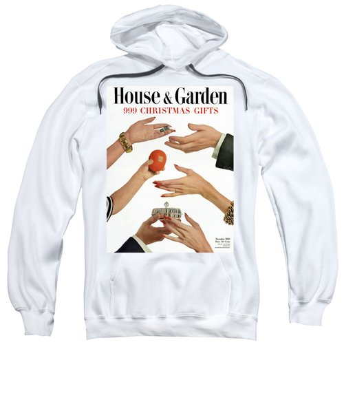 House And Garden 999 Christmas Gifts Cover Sweatshirt