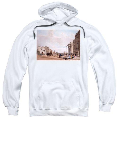 Hyde Park Corner, Looking Sweatshirt by Thomas Shotter Boys